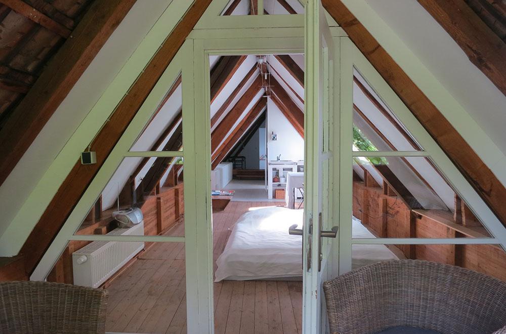 mansarde m gginger adler. Black Bedroom Furniture Sets. Home Design Ideas
